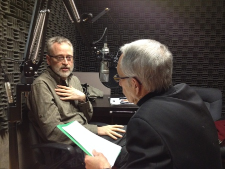 Geography professor Dan Hiebert is the first guest of the new season of UBC Arts On Air.